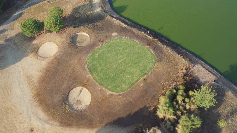 Isla Canela -- Reforma nuevo campo de golf_Moment2
