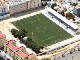 Campo de Fútbol La Bazán