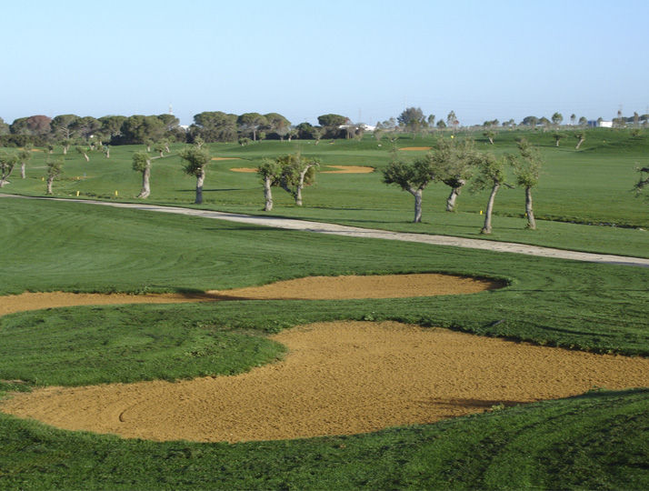 Mantenimiento Villanueva Golf