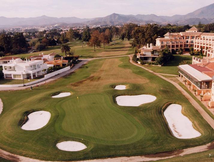 Reforma Guadalmina Golf